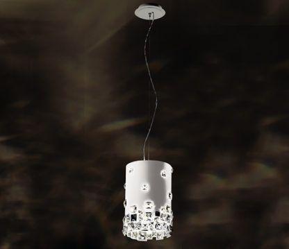 Kryształowa lampa wisząca Mosaix 165mm - Swarovski