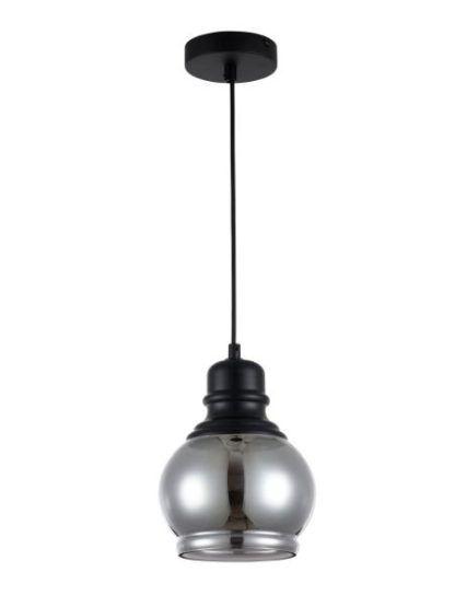 Szklana lampa wisząca Danas 02 - Maytoni - dymione szkło