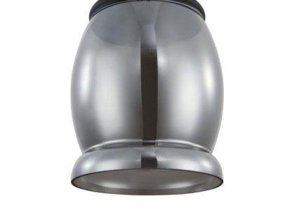 Szklana lampa wisząca Danas 01 - Maytoni - dymione szkło