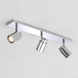Szynowa lampa łazienkowa Como Astro Lighting - chrom IP44