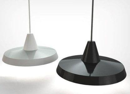 nowoczesna lampa wisząca, skandynawski styl