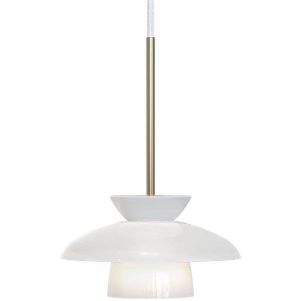 Lampa wisząca Gloss - Nordlux - DFTP - szklana, nowoczesna