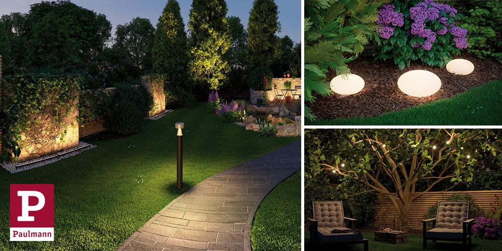 Lampy ogrodowe Oświetlenie ogrodowe – sklep internetowy