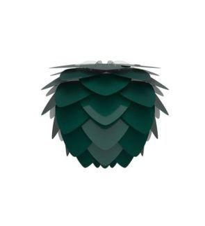 Lampa wisząca Aluvia Medium forest - Umage - ciemna zieleń