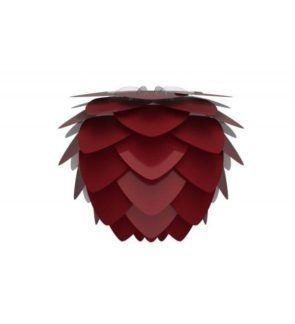 Lampa wisząca Aluvia Medium ruby - Umage - bordowa