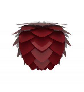 Lampa wisząca Aluvia Mini ruby - Umage - bodrowa