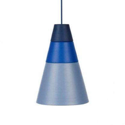 nowoczesna lampa wisząca, ombre